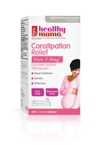 Pregnancy Constipation | Stool Softener