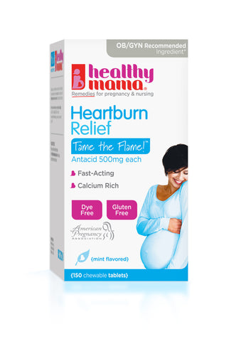 Pregnancy Heartburn Relief