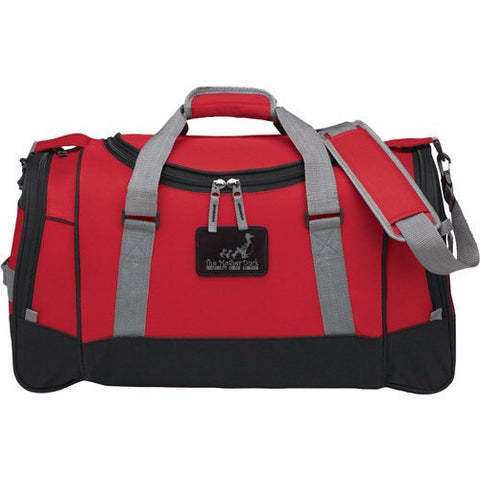 Hospital Bag | Pre Packed for Labor and Delivery | Red