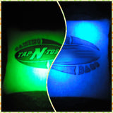 Tap N' Toss Green Bag Lights - Pro Glow Sports - 5