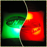 Tap N' Toss Green Bag Lights - Pro Glow Sports - 6