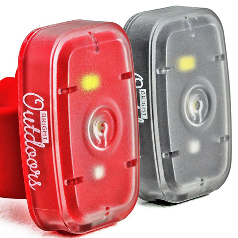 Bright Outdoors LED USB Safety Light - Pro Glow Sports - 1