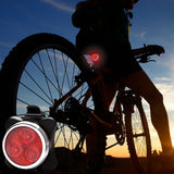 LE® Rechargeable LED Bike Light Set - Pro Glow Sports - 5
