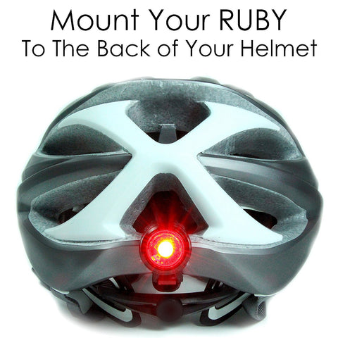 All New Ruby Bike Tail Light Super Bright Bicycle