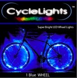 BLUE CycleLights 4.0 - Pro Glow Sports - 6