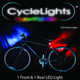 zFront/Rear Lights - Pro Glow Sports - 1