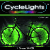 GREEN CycleLights 4.0 - Pro Glow Sports - 7