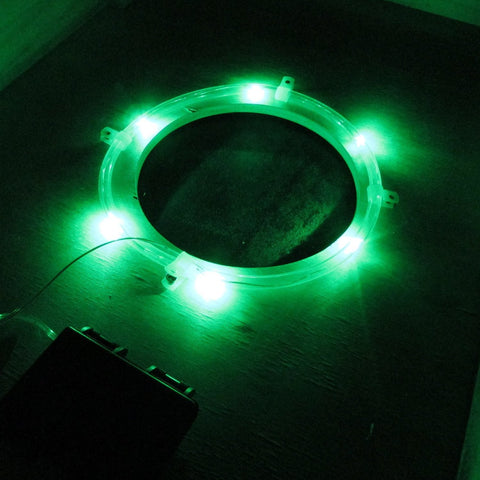 Pro Glow Hole Cornhole Lights