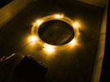 Pro Glow Hole Cornhole Lights Gold