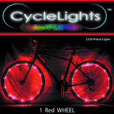 RED CycleLights 4.0 - Pro Glow Sports - 4