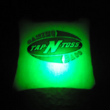 Tap N' Toss Green Bag Lights - Pro Glow Sports - 1