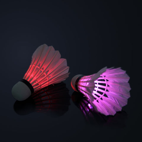 LED Badminton Shuttlcocks - Pro Glow Sports - 1