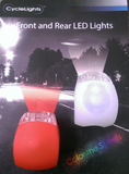 Rep Front/Rear Lights $8 - Pro Glow Sports - 5