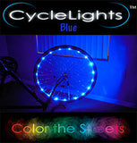 BLUE CycleLights 4.0 - Pro Glow Sports - 5