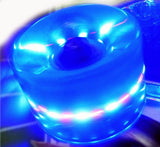 LED Skateboard Wheels Blue - Pro Glow Sports - 2
