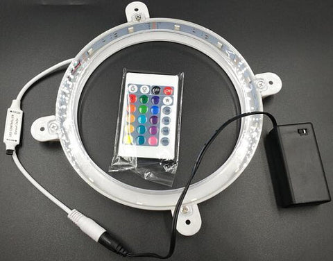 Remote Control Hole Lights