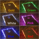 Cornhole Edge Lights - Pro Glow Sports - 7