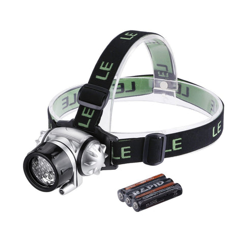 Headlamp 80 Lumen - Pro Glow Sports - 1