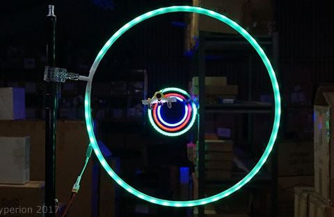 Hyperion RGB LED FPV Race Gate