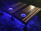Miles Cornhole Lights