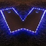 Cornhole Edge Lights - Pro Glow Sports - 5