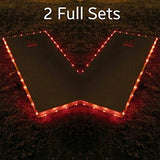 Cornhole Edge Lights - Pro Glow Sports - 2