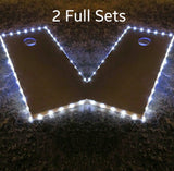 Cornhole Edge Lights - Pro Glow Sports - 1