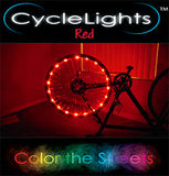 RED CycleLights 4.0 - Pro Glow Sports - 5