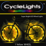 YELLOW CycleLights 4.0 - Pro Glow Sports - 5