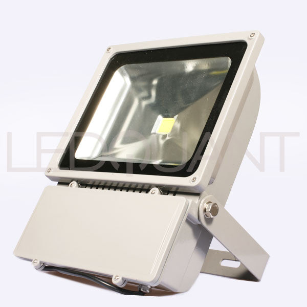 100 Watt LED Flood Light, Wall Washer Light, Cool White, Waterproof