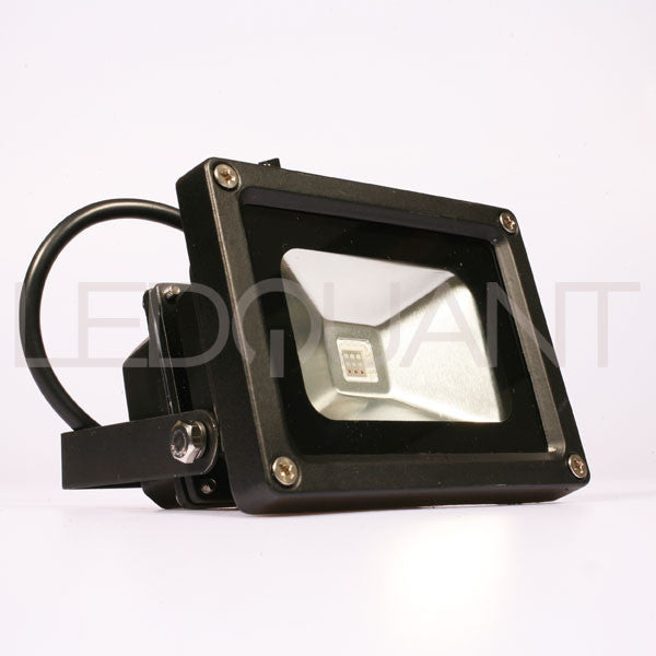 10 Watt RGB LED Flood Light, Wall Washer Light