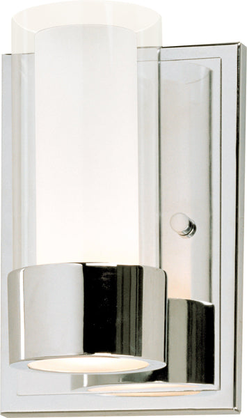 Silo 1-Light Wall Sconce With LED Bulb