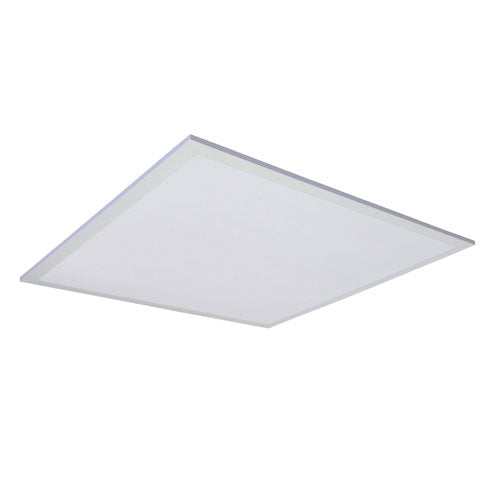 2x2 FT 32W Flat LED Troffer Panel Light 0-10V Dimmable Drop Ceiling Flat Panel Recessed Back-Lit Troffer Fixture Rebate Programs Eligible UL & DLC