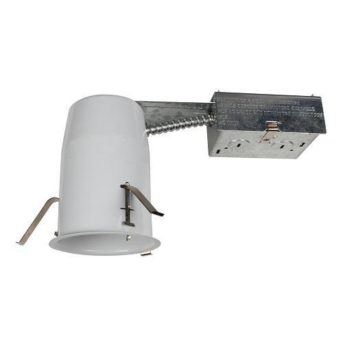 "LEDQuant 3"" Inch LED Remodel Recessed Housing Can with Driver for Ceiling Downlights, Dimmable, UL Listed, Energy Star, TP24 Connection, IC Rated"