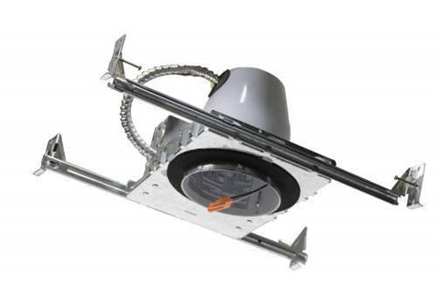 "LEDQuant 4"" Inch LED New Construction Recessed Housing Can for Ceiling Downlights, Dimmable, UL Listed, Energy Star, TP24 Connection, IC Rated"