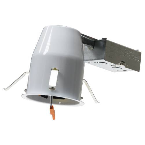 "LEDQuant 4"" Inch LED Remodel Recessed Housing Can for Ceiling Downlights, Dimmable, UL Listed, Energy Star, TP24 Connection, IC Rated"