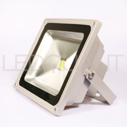 50 Watt LED Flood Light, Wall Washer Light, Cool White, Waterproof