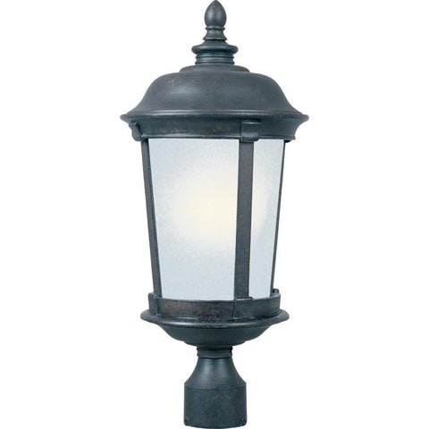 Dover LED 1-Light Outdoor Pole/Post Lantern