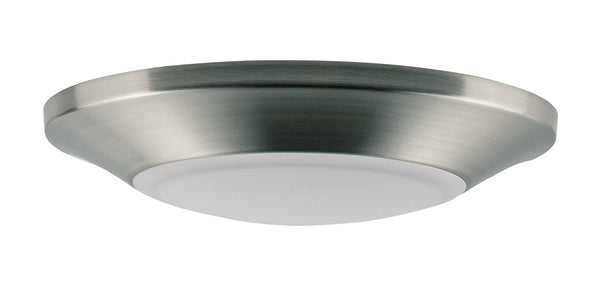 "Diverse LED 7.5"" Flush Mount 2700K"