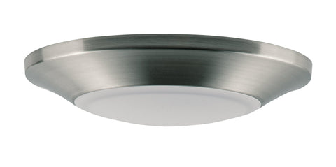 "Diverse LED 7.5"" Flush Mount 3000K"