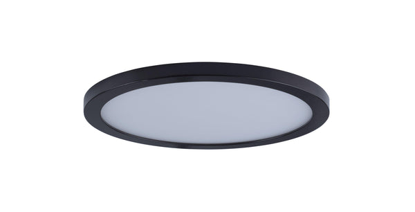 "Wafer LED 7"" RD 3000K Wall/Flush Mount"