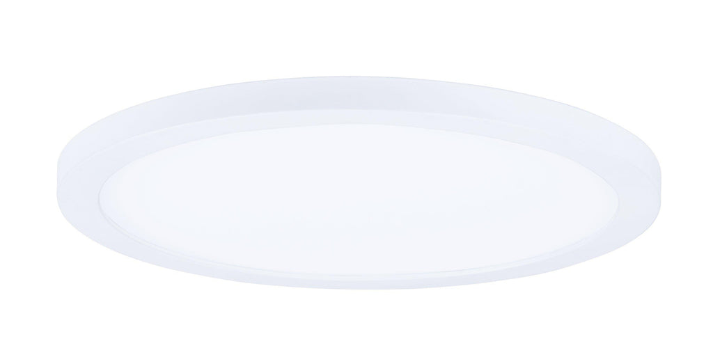 "Wafer LED 15"" RD 3000K Flush Mount"