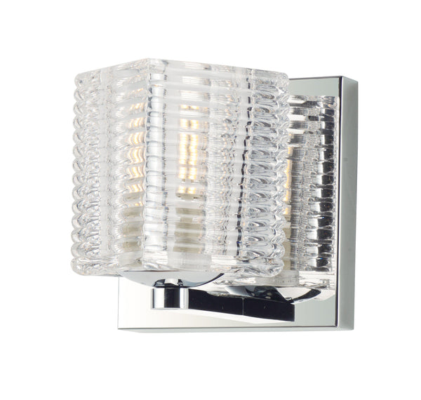 Groove LED 1-Light Wall Sconce