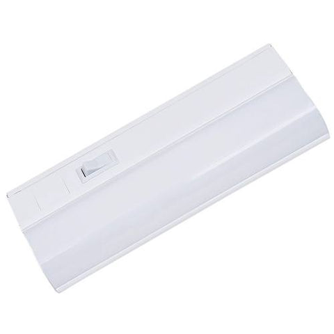 Under Cabinet LED Lighting ETL & Energy Star Listed, Matte White Finish, 9 Inch