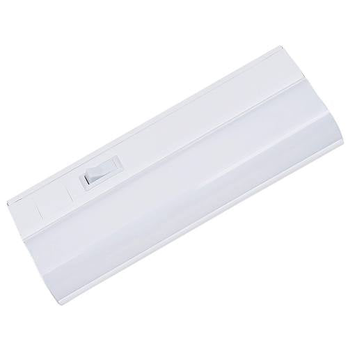 "Under Cabinet LED Lighting ETL & Energy Star Listed, Matte White Finish, 9"" to 48"""
