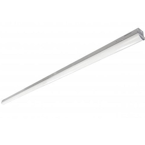 8FT LED SLIM LINEAR STRIP LIGHT 65W, 8130LM, 0-10V DIMMABLE, DLC PREMIUM