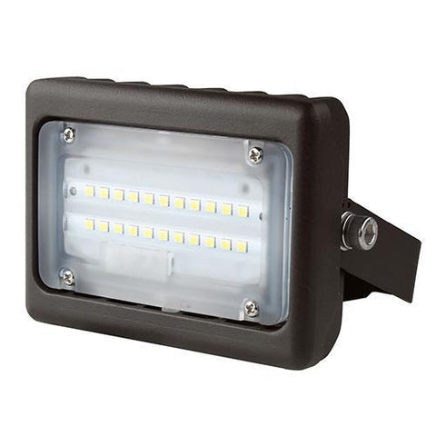 15W LED OUTDOOR MULTI-PURPOSE AREA FLOOD LIGHT, UL, DLC PREMIUM