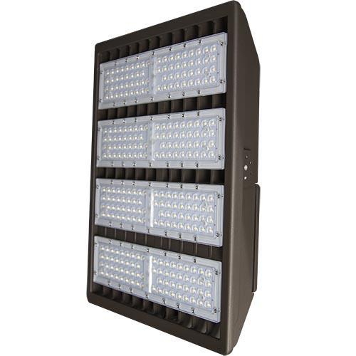 280W LED OUTDOOR MULTI-PURPOSE AREA FLOOD LIGHT, UL, DLC PREMIUM