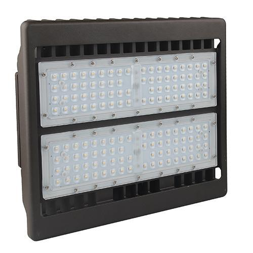 80W LED OUTDOOR MULTI-PURPOSE AREA FLOOD LIGHT, UL, DLC PREMIUM