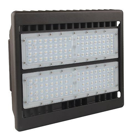 100W LED OUTDOOR MULTI-PURPOSE AREA FLOOD LIGHT, UL, DLC PREMIUM